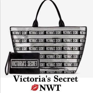 💥NWT💥 Victoria Secret Black Friday Tote